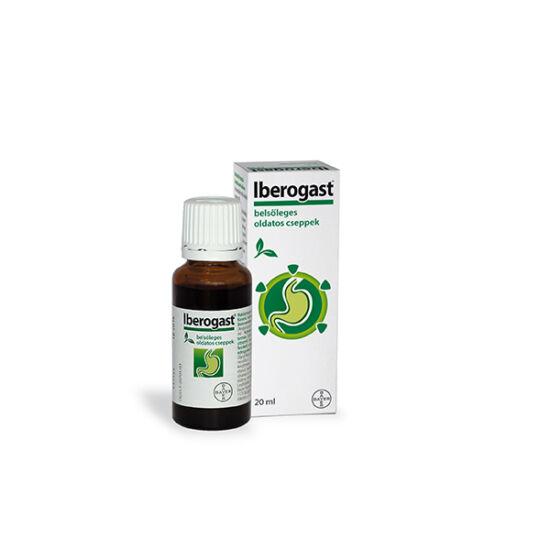 Iberogast belsőleges oldatos cseppek (20ml)