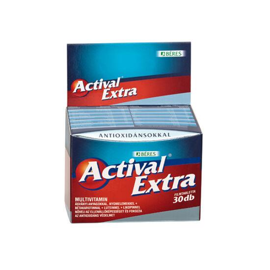 Actival Extra filmtabletta (30x)