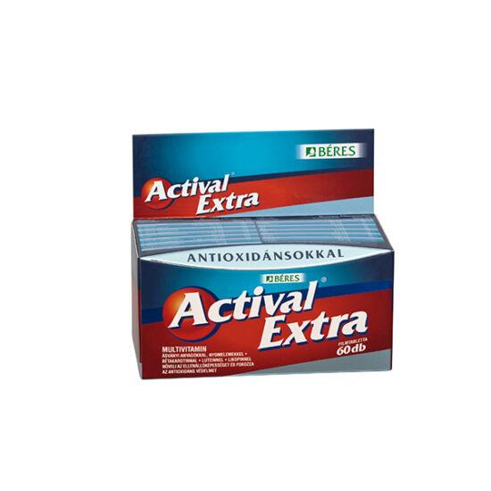 Actival Extra filmtabletta (60x)