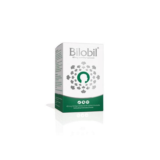 Bilobil 40 mg kemény kapszula GYÓGYSZER (60x)