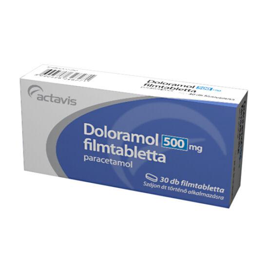 Doloramol  500 mg filmtabletta (30x)