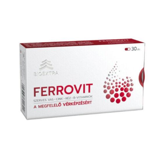 Bioextra Ferrovit kapszula (30x)