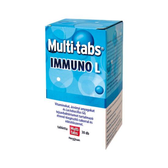 Multi-Tabs multivitamin tabletta Immuno L felnőtt (30x)