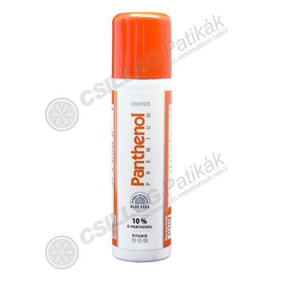Swiss Premium Panthenol 10% habspray (150ml)