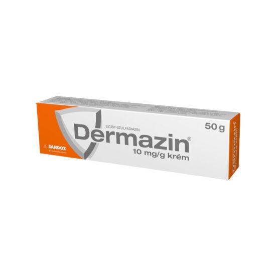 Dermazin 10 mg/g krém (50g)