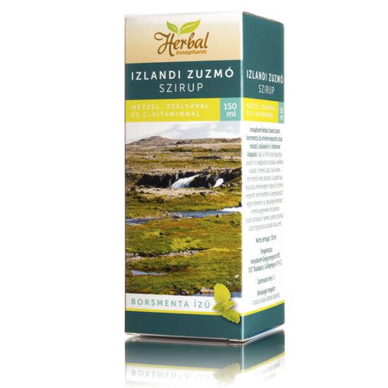 VitaPlus Herbál Izlandi zuzmó C (150ml)