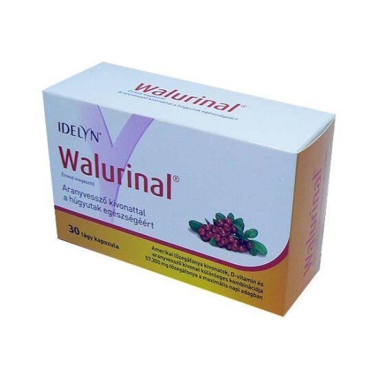 Walmark Walurinal aranyvessző kapszula (30x)