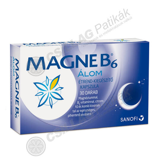 Magne B6 Álom kapszula (30x)