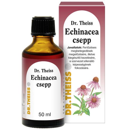 Dr.Theiss Echinacea csepp (50ml)