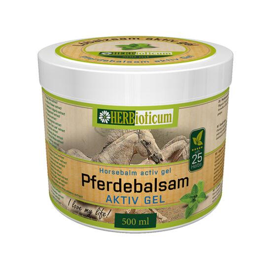 Herbioticum Lóbalzsam (Pferdebalsam) Aktív gél (500ml)