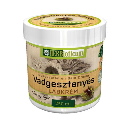 Herbioticum vadgesztenye lábkrém (250ml)