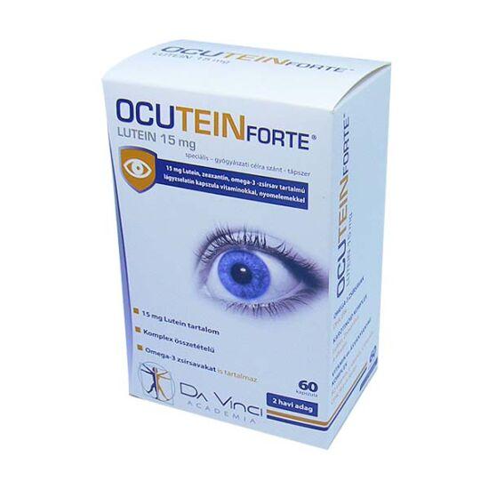 Ocutein Lutein 15 mg forte kapszula (60x)