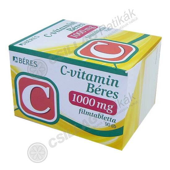 Béres C-vitamin1000 mg filmtabletta (90x)