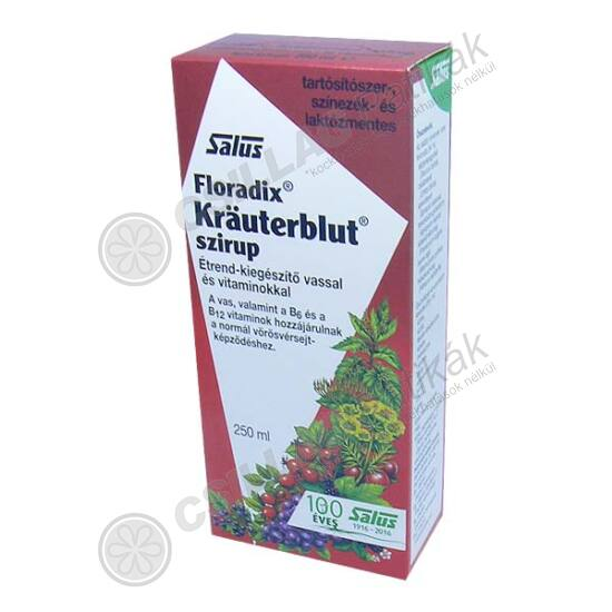 Krauterblut-S szirup (250ml)