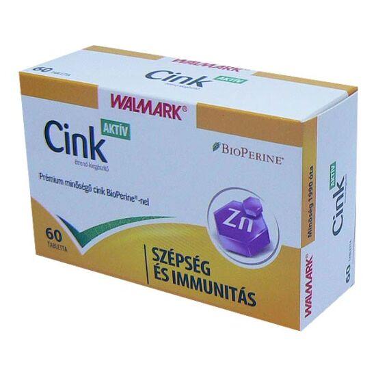 Walmark BIOPERINE Cink Aktív tabletta (60x)