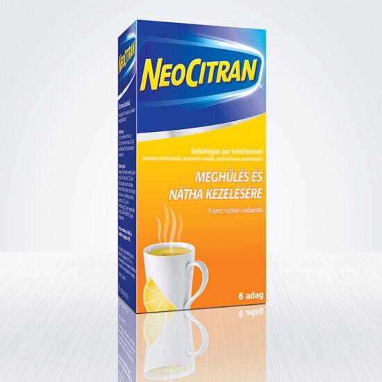Neo Citran por felnőtteknek (6x)