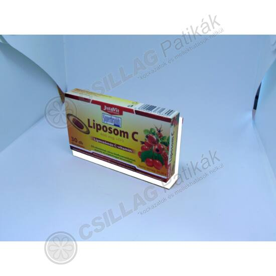 JutaVit C Liposom filmtabletta (30x)