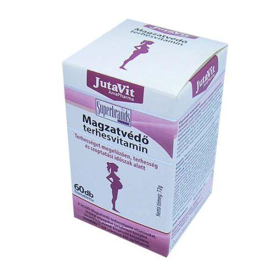 Jutavit Magzatvédő Terhesvitamin filmtabletta (60x)