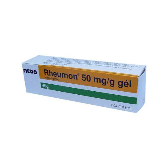 Rheumon  50 mg/g gél (1x40g)