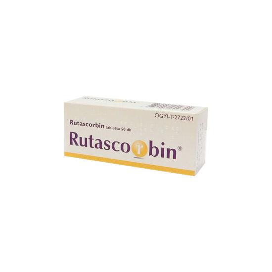 Rutascorbin tabletta (50x)