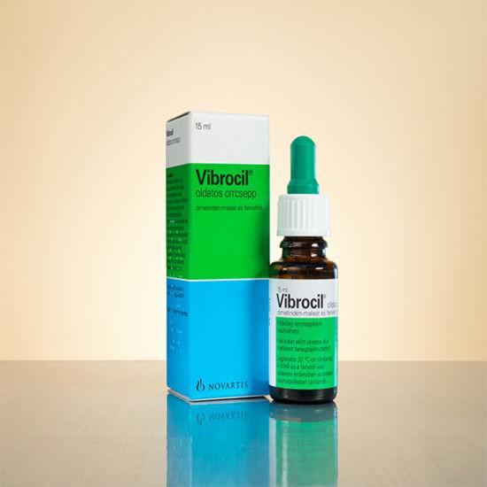 Vibrocil oldatos orrcsepp (15ml)