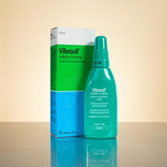 Vibrocil oldatos orrspray (10ml)