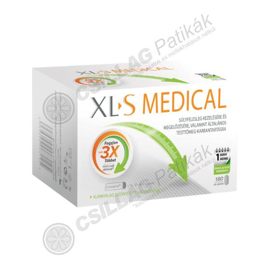 XLS Medical tabletta (180x)