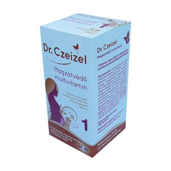 Dr.Czeizel Magzatvédő Multivitamin 1 (12.hétig) ta (30x)
