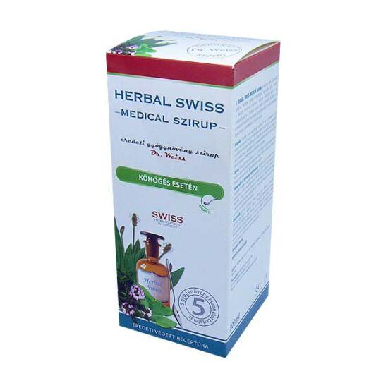 Herbal Swiss Medical szirup (300ml)