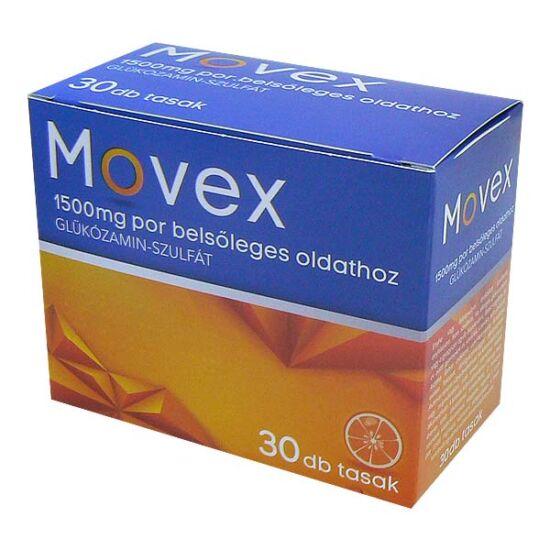 Movex 1500 mg belsőleges oldathoz por (30x)