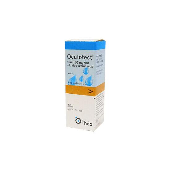 Oculotect fluid 50 mg/ml oldatos szemcsepp (1x10ml)