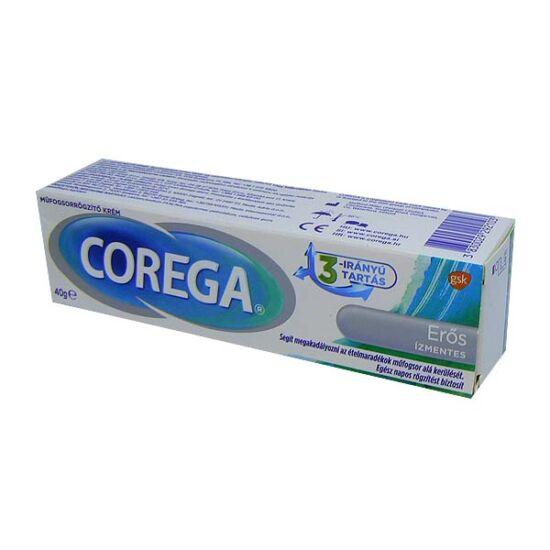 Corega műfogsorrögzítő krém ízmentes (40ml)