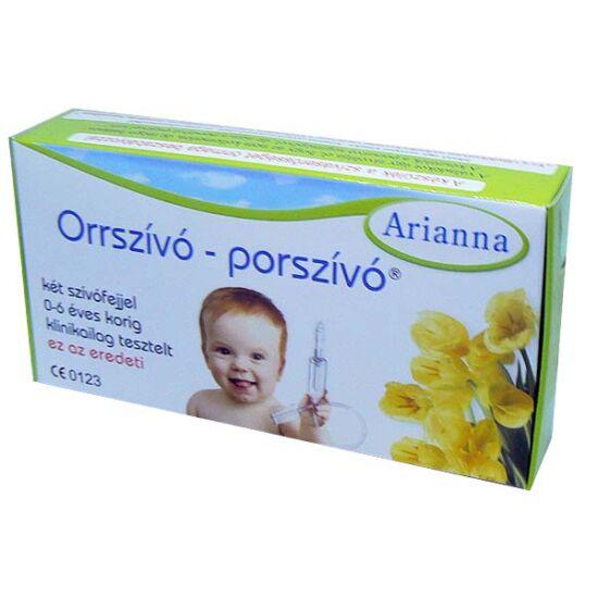 Orrszívó-porszívó (Arianna)