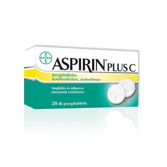 Aspirin + C pezsgőtabletta (20x)