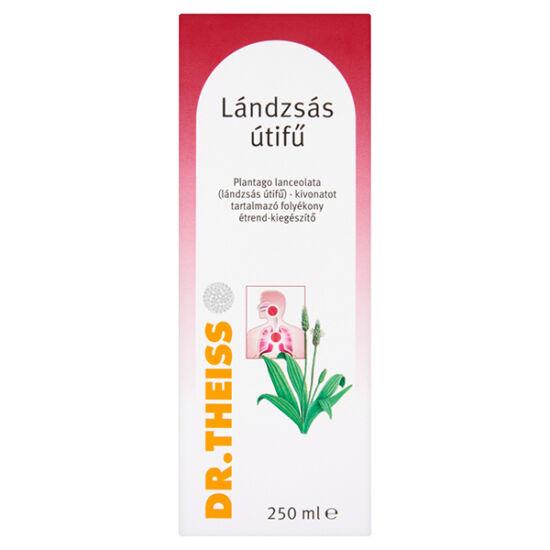 Dr.Theiss Plantago Lanceolata Lándzsás utifű folya (250ml)