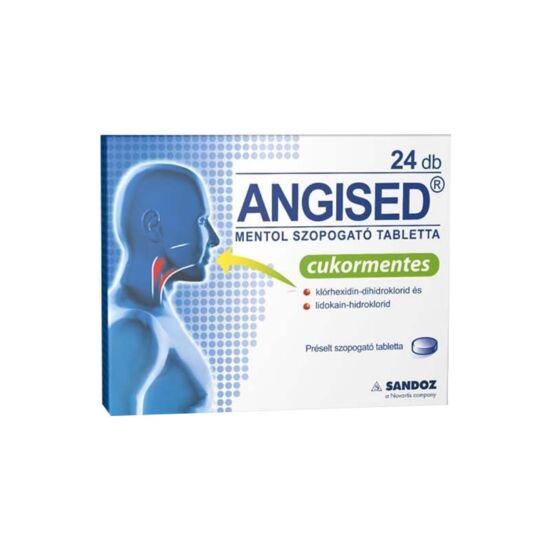 Angised Mentol szopogató tabletta (24x)