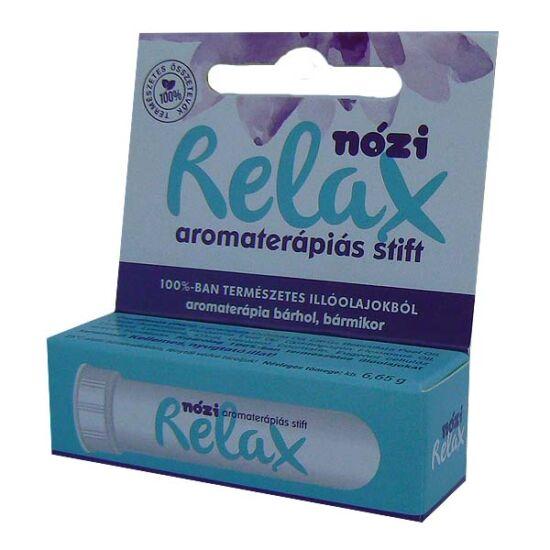Nózi Relax inhalációs stift aromaterápiás (1x)