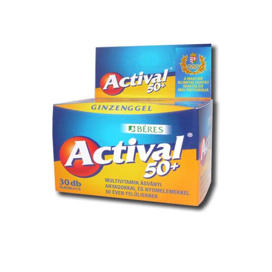 Actival senior filmtabletta (30x)