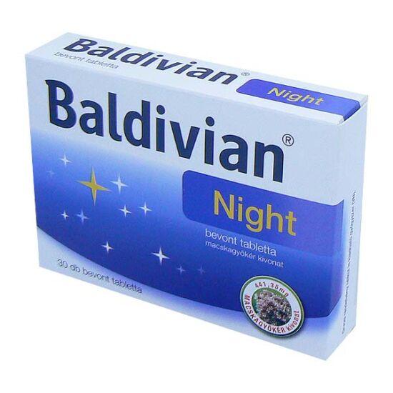 Baldivian Night bevont tabletta (30x)
