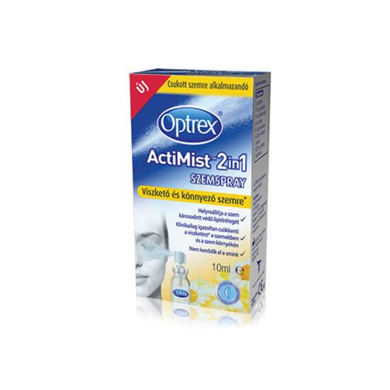 Optrex Actimist 2 in 1 szemspray viszkető szemre (10ml)