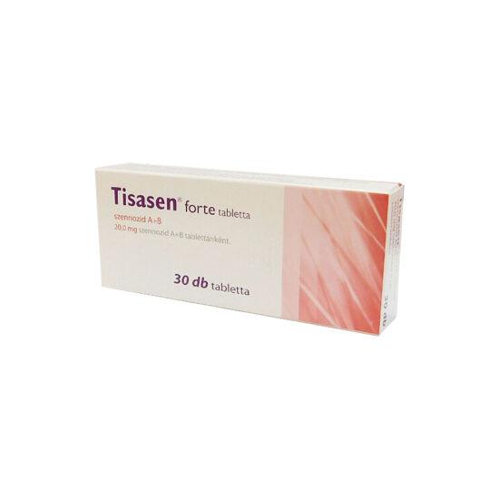 Tisasen forte tabletta (30x)