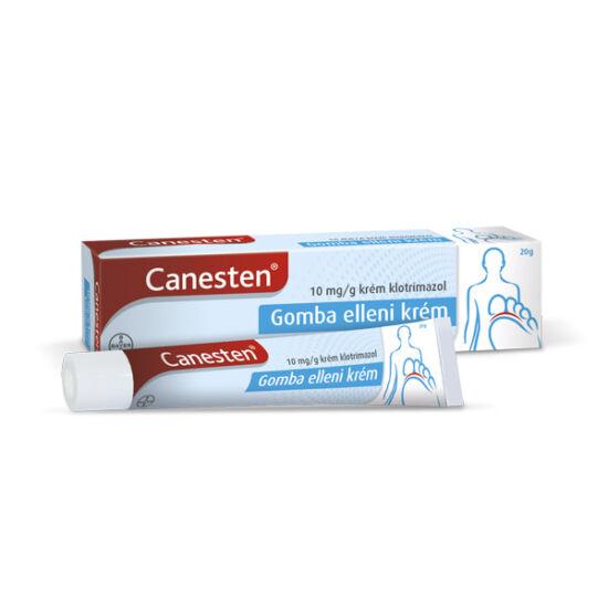 Canesten  10 mg/g krém (1x20g)
