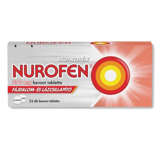 Nurofen 200 mg bevont tabletta (24x)