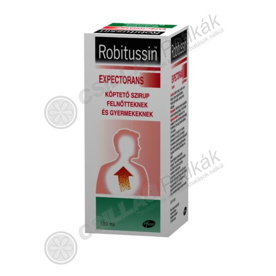 Robitussin Expectorans szirup (1x100ml)