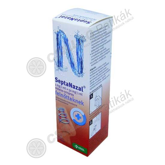 Septanazal 1 mg/1 ml + 50 mg/1 ml old.orrspr.feln. (10ml)