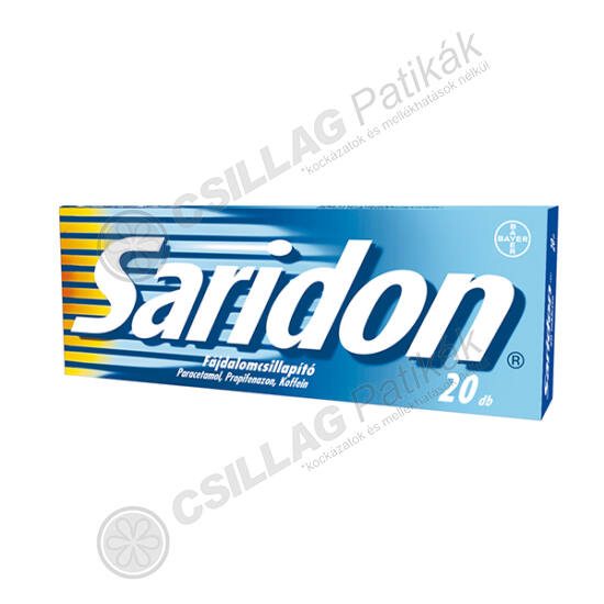 Saridon tabletta (20x)