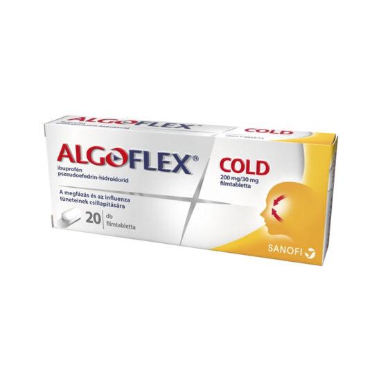 Algoflex Cold 200 mg/30 mg filmtabletta (20x)