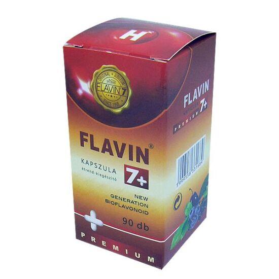 Flavin 7+ prémium kapszula (90x)