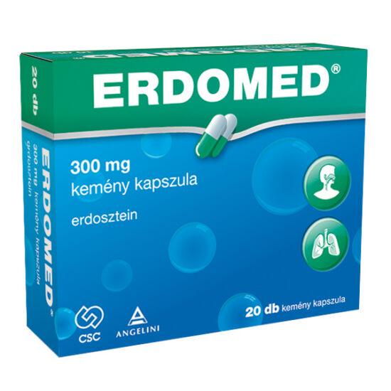 Erdomed  300 mg kemény kapszula (20x)
