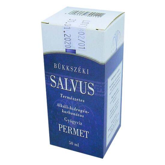 Salvus gyógyvízpermet orrspray Bükkszéki (50ml)